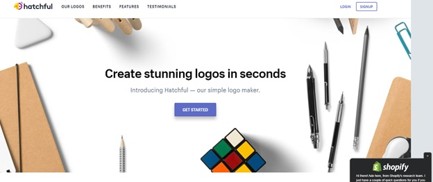 shopify-logo-creation