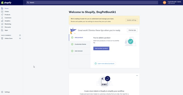shopify-welcome